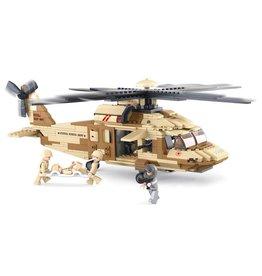 Sluban BLACK HAWK HELICOPTER M38-B0509 #16169