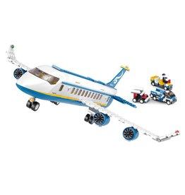 Sluban PASSENGER AIRCRAFT M38-B0366 #16135