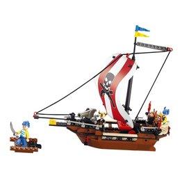 Sluban PIRATE SHIP M38-B0279 #16110