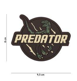 3D PVC Predator multi #2062