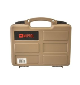 we NuProl Small Hard Case - TAN