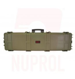 Nuprol NP XL HARD CASE - OD (WAVE FOAM)