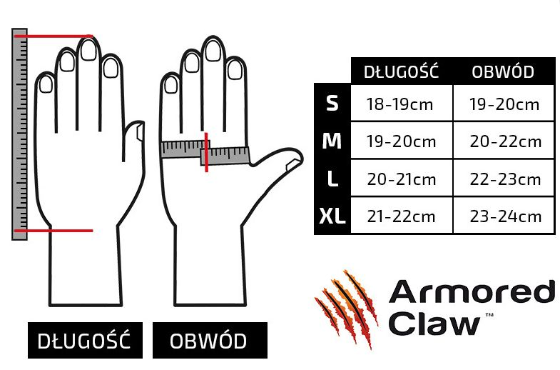 Shooter Tactical Gloves od