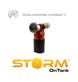 Wolverine Storm regulator met line
