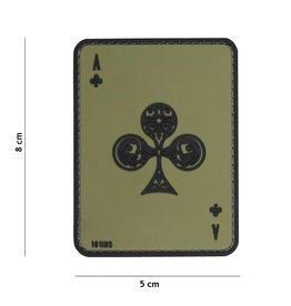 101 inc klaver AAS PVC patch Coyote