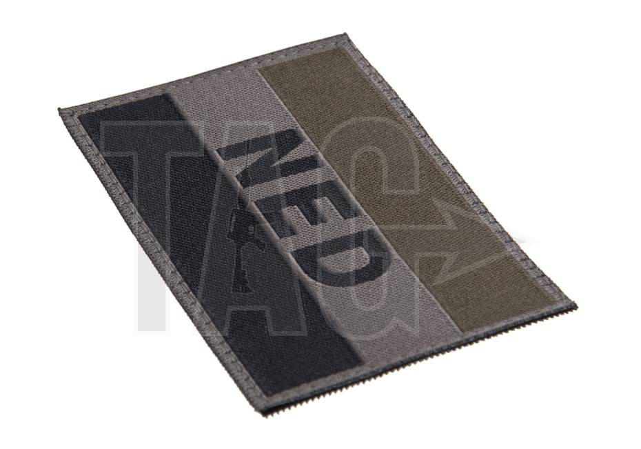 Claw Gear Netherlands Flag Patch camo