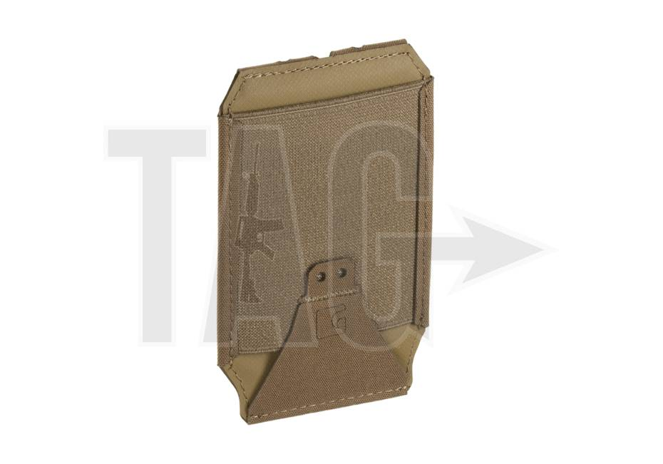 Claw Gear 5.56mm Rifle Low Profile Mag Pouch Coyote