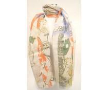 Passigatti Trendy Italiaanse design sjaal