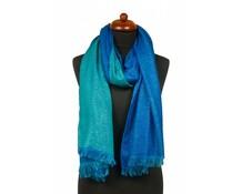 Glamour sjaal met glitters