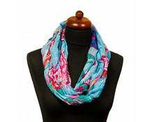 Sjaal met paisley design