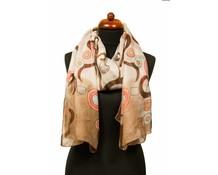 Sjaal met trendy design