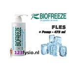 Biofreeze Fles (473 ml) + pomp