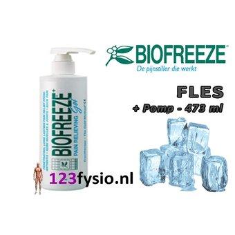 Biofreeze Fles (473 ml) + doseerpomp