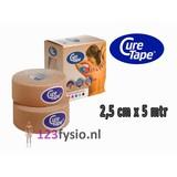 CureTape 2,5 cm x 5 m
