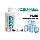 Biofreeze Fles (946ml) + pomp