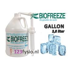 Biofreeze Gallon + pomp