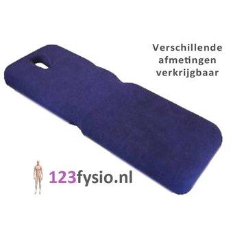123fysio.nl Frotteebezug mit Aussparung verschiedenen Größen