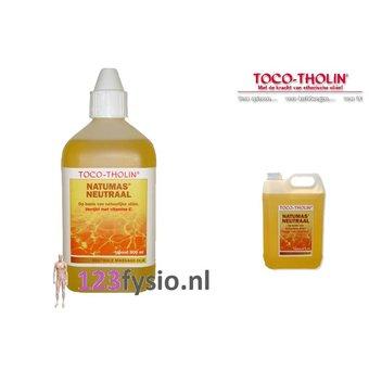 Toco Tholin NatuMas Neutral Massage Oil