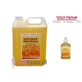 Toco Tholin Natumas Neutral Massage 5 Liter