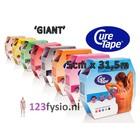 CureTape Giant 5 cm x 31,5 m (vanaf € 53,95)
