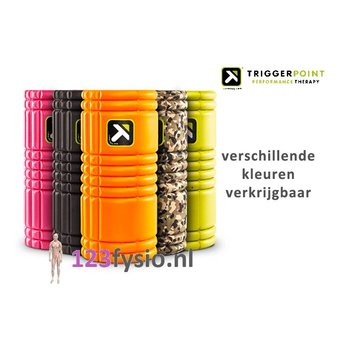 TPT GRID 1.0 Regular foam roller