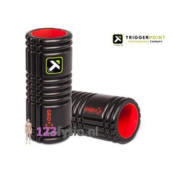 TPT GRID X foam roller