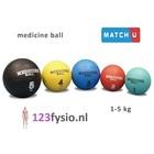 Match-U Medizinball