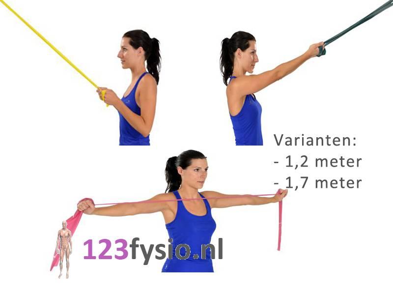fysiotherapie elastiek