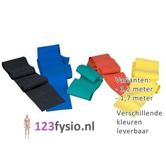 123fysio.nl Widerstands-Band | Dynaband 1,7 meter