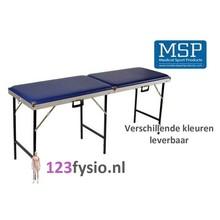 MSP Massagetafel koffermodel 2-delig