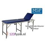 MSP Massagetafel koffermodel 3-delig