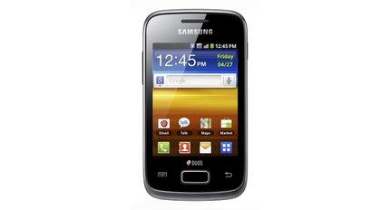 Galaxy Y Duos S6102