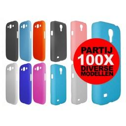 Carbon Case 100X Diverse Modellen en Kleuren