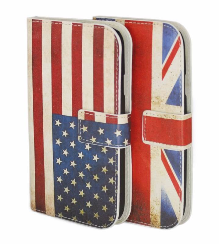 Book Case Flag IPhone 5