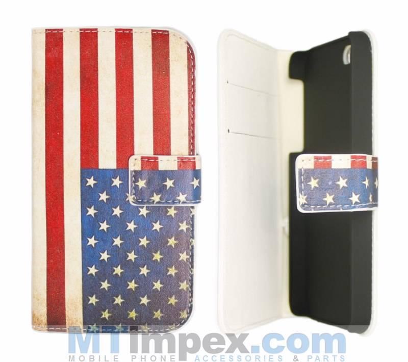 Book Case Flag IPhone 5