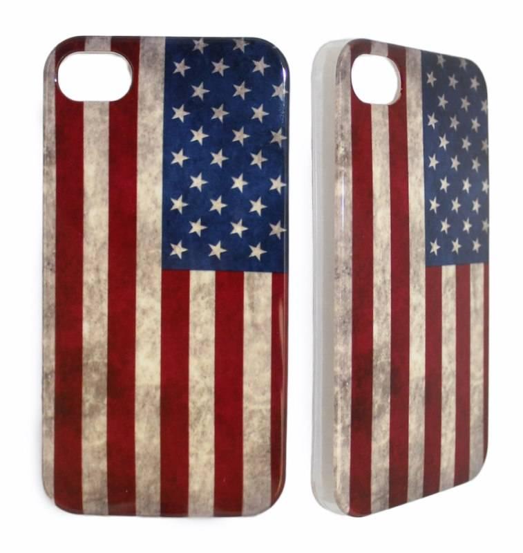 Flag Case IPhone 5