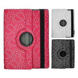 360 Rotation Case Bling Bling Tab 1/2 10.1 P5100/P7500