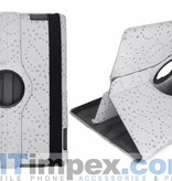 360 Rotation Case Bling Bling Tab 1/2 10.1 P5100/P7500