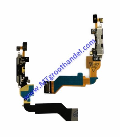 Charge Connector Flex IPhone 4S