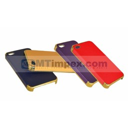 Leather Look Hard Case IPhone 4/4S