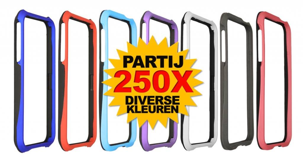 Bumper Deluxe 250X IPhone 5/5S