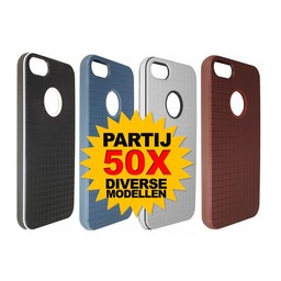 Ruitjes Case IPhone 5/5S 50X
