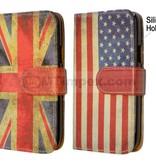Book Case Flag IPhone 6 Plus