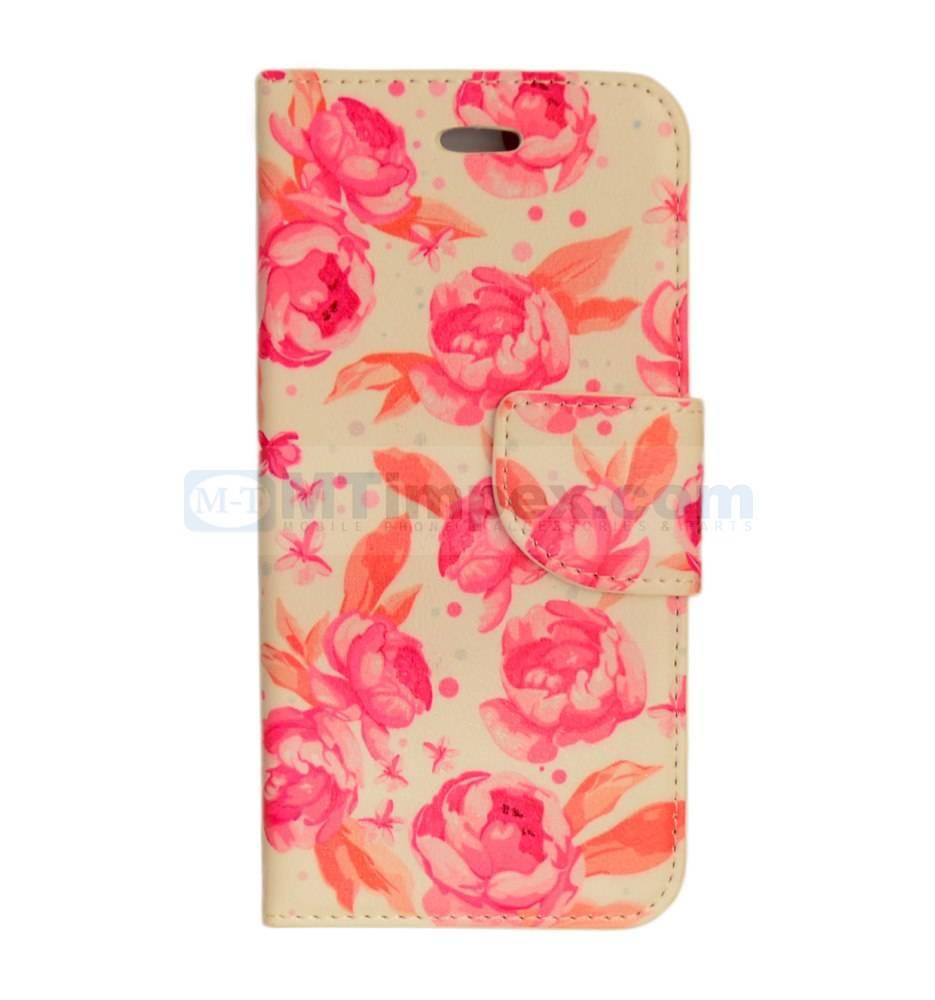 Crazy Flower Book IPhone 6 Plus
