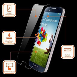 Tempered Glass Protector Privacy S4 i9500