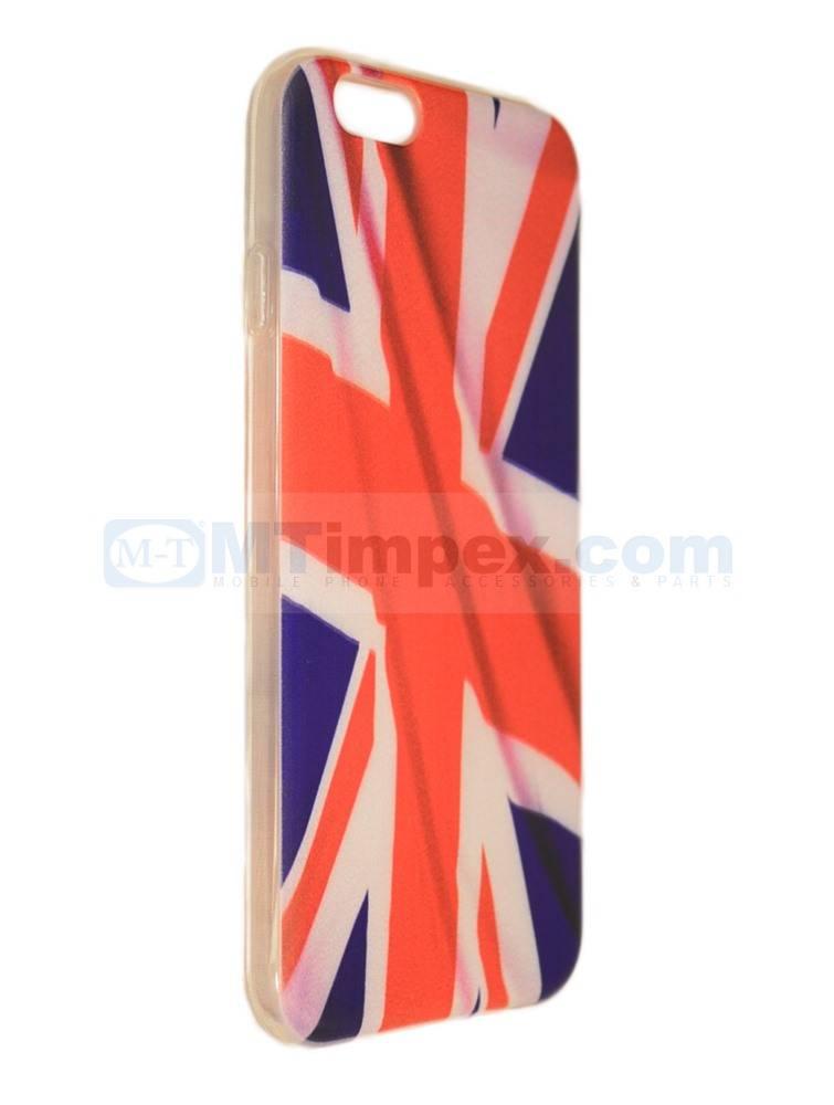 Flag TPU Case IPhone 6 Plus