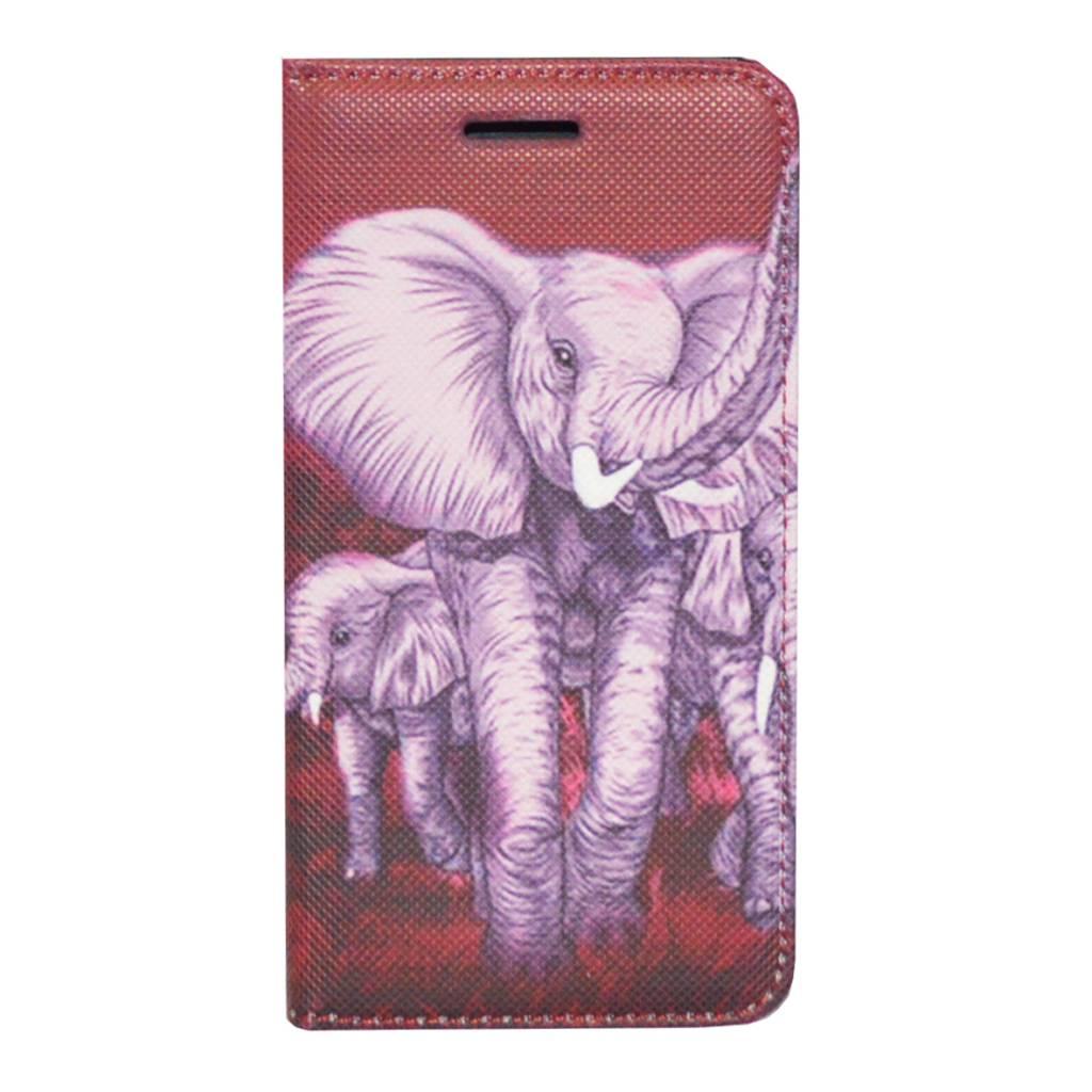 Elephant Book Case Galaxy S5 G900F