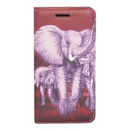 Elephant Book Case Galaxy Note Edge N915