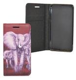 Elephant Book Case Galaxy Note Edge N915