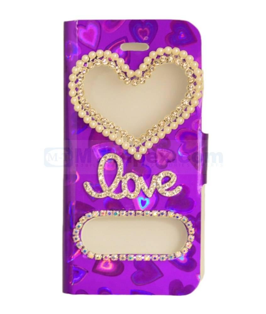 Love Book Case Galaxy A5